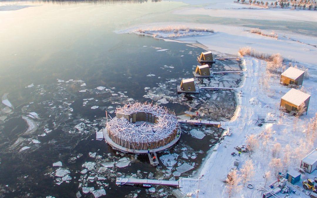 Arctic Bath – Wellness on the Water